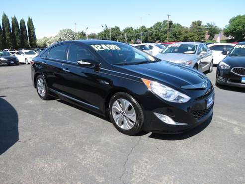 ** 2015 Hyundai Sonata Hybrid Limited BEST DEALS GUARANTEED ** for sale in CERES, CA