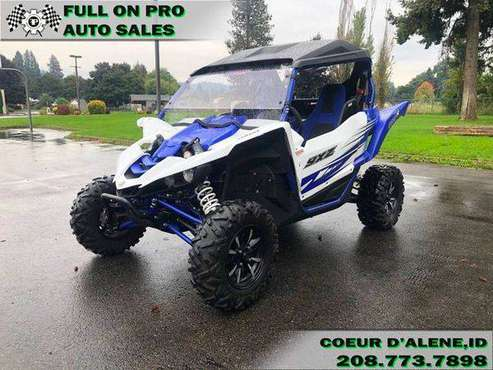 2016 YAMAHA YXZ1000R - ALL CREDIT WELCOME! for sale in Coeur d'Alene, ID