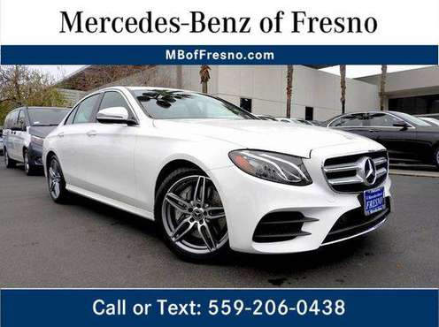 2019 Mercedes-Benz E-Class E 300 HUGE SALE GOING ON NOW! for sale in Fresno, CA