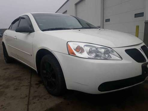 2006 Pontiac G6 with navigation - cars & trucks - by dealer -... for sale in West Fargo, ND