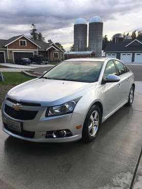 2012 Chevy Cruze LT for sale in Lynden, WA