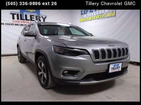 2020 Jeep Cherokee Limited - cars & trucks - by dealer - vehicle... for sale in Moriarty, NM