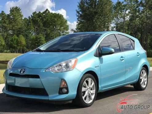 2013 Toyota Prius C - NO Accidents - 1 Owner - No Damage for sale in Orlando, FL