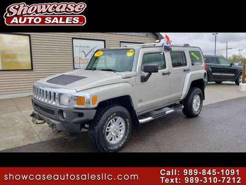 2007 HUMMER H3 4WD 4dr SUV for sale in Chesaning, MI