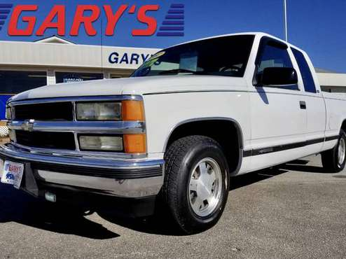 **** 170k MILES **** 1997 Chevy Silverado 1500 XCab V8 for sale in Jacksonville, NC