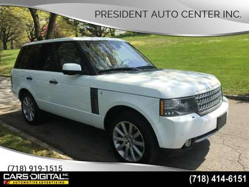 2011 LAND ROVER Range Rover Supercharged 4x4 4dr SUV SUV for sale in Brooklyn, NY