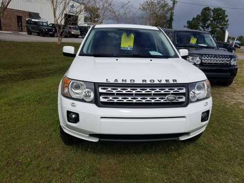 2011 Land Rover LR2 HSE Lux for sale in Wilmington, NC