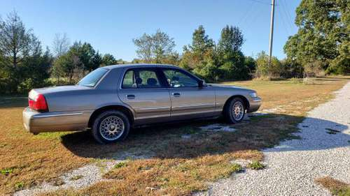 2001 Mercury Grand Marquis for sale in Fordland, MO