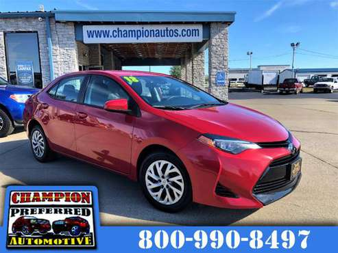 2018 Toyota Corolla LE CVT (Natl) for sale in NICHOLASVILLE, KY