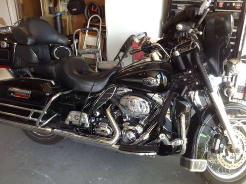 Harley Davidson 2010 Ultra Classic for sale in El Paso, TX