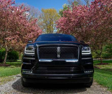 2018 Lincoln Navigator L black Loaded Title In hand! - cars & trucks... for sale in Oceanside, CA