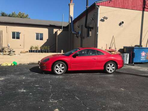 2000 Mitsubishi Eclipse for sale in Indianapolis, IN