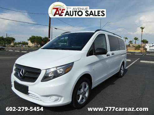 2016 MERCEDES-BENZ METRIS PASSENGER VAN RWD 126 with Manual Tilt... for sale in Phoenix, AZ