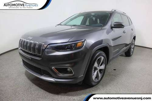 2020 Jeep Cherokee, Granite Crystal Metallic Clearcoat - cars &... for sale in Wall, NJ