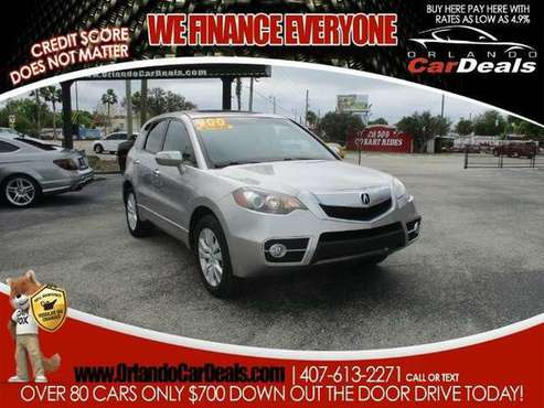 2012 Acura RDX 5-Spd AT with Technology Package NO CREDIT CHECK *$700 for sale in Maitland, FL