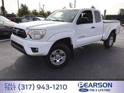 2012 Toyota Tacoma PreRunner for sale in Zionsville, IN