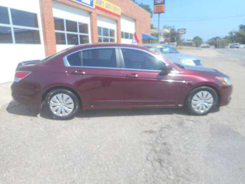 2010 HONDA ACCORD LX-TRADES WELCOME*CASH OR FINANCE for sale in Benton, AR