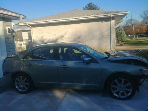Lincoln Mkz 2008 For Parts - cars & trucks - by owner - vehicle... for sale in Westmont, IL