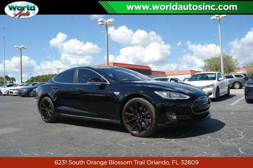 2014 Tesla Model S P85+ $729/DOWN $185/WEEKLY for sale in Orlando, FL