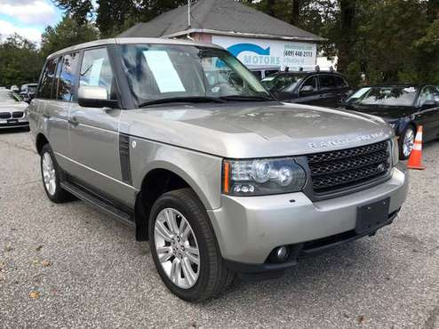 2011 Land Rover Range Rover HSE * Grey * Excellent Condition * for sale in Monroe, NY