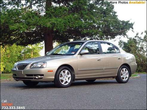 2006 *HYUNDAI* *ELANTRA* *GLS* *ONLY 36K MILES* *civic* *accord* *sona for sale in East Brunswick, NJ