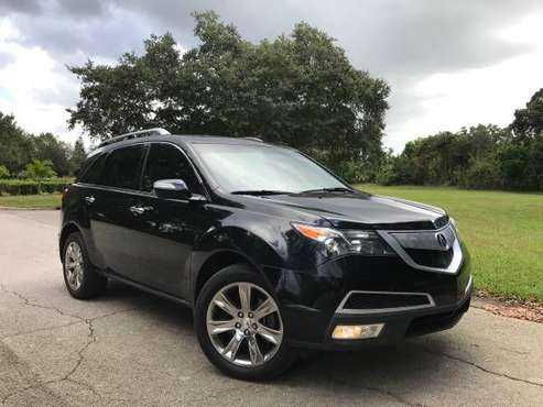 2010 Acura MDX SH-AWD w/Advance w/ RES & Entertainment Package for sale in North Branch, MN