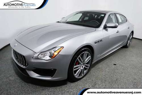 2017 Maserati Quattroporte, Grigio Metallo Metallic for sale in Wall, NJ