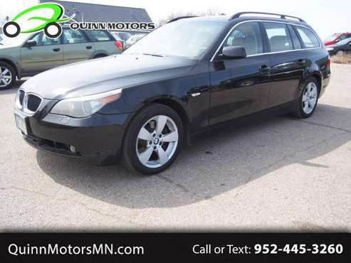 2006 BMW 5 Series 530xi 4dr Sports Wgn AWD for sale in Shakopee, MN