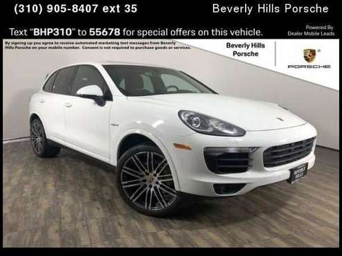 2017 Porsche Cayenne for sale in Los Angeles, CA