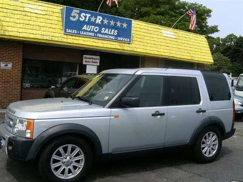 2007 Land Rover LR3 V8 SE V8 SE 4dr SUV V8 SE V8 SE 4dr SUV SUV for sale in East Meadow, NY