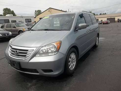 2009 HONDA ODYSSEY EX-L for sale in TOMAH, WIS. 54660, WI