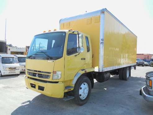 2010 Mitsubishi FM330 26' Box Truck for sale in WEST MELBOURNE, FL