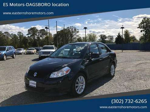 *2008 Suzuki SX4- I4* Clean Carfax, All Power, Good Tires, Books for sale in Dagsboro, DE 19939, MD