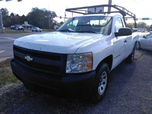 2007 Chevy Silverado work truck for sale in Newark, OH