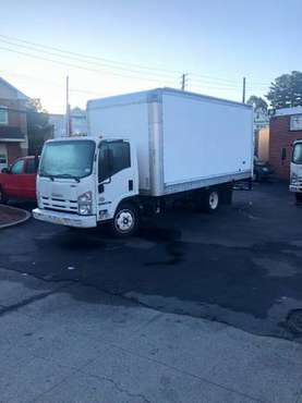 2013 Isuzu Box Truck NQR for sale in Port Chester, NY