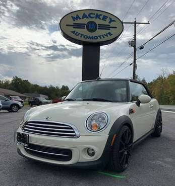 2014 MINI Cooper Convertible for sale in Round Lake, NY