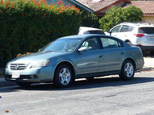 2003 Nissan Altima - less than 95k miles for sale in Santa Barbara, CA
