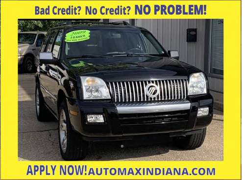 2009 Mercury Mountaineer AWD. Navigation, DVD. LOADED!! .Financing... for sale in Mishawaka, IN