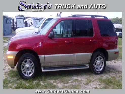 2004 Mercury Mountaineer (TE9235A) for sale in Titusville, FL