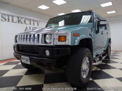 2007 Hummer H2 4x4 SUV Headrest DVD Navi 4dr SUV 4WD - AS LOW AS... for sale in Paterson, NJ