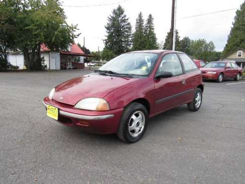 1996 Geo Metro LSi *ONLY 2-OWNERS* *169K MILES* *40 MPG* *$500 DOWN*!! for sale in WASHOUGAL, OR
