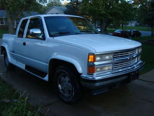 1994 Chevy GMT-400 for sale in Streamwood, IL