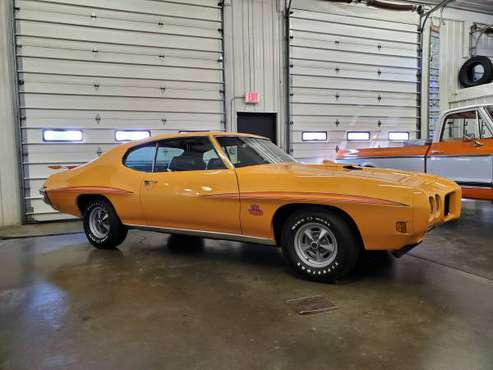 1970 PONTIAC GTO JUDGE WT1 - ORBIT ORANGE ORIGINAL - cars & trucks -... for sale in Hamilton, MI