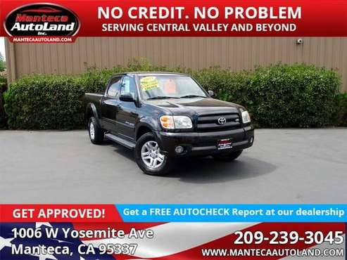 2004 Toyota Tundra Limited for sale in Manteca, CA