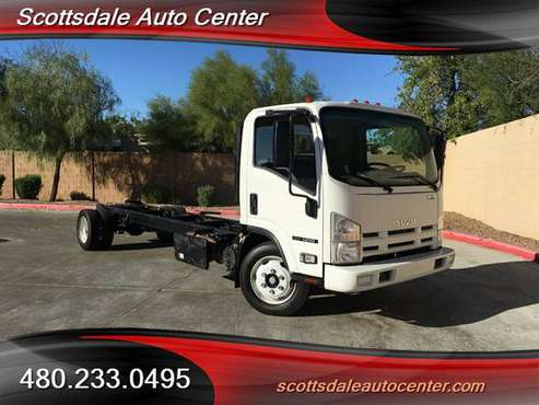 *2014 Isuzu NRR Tiltmaster, 19500 GVW*5.2L L4 Diesel Cab & Chassis*Ari for sale in Scottsdale, AZ