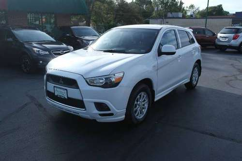 2011 Mitsubishi Outlander Sport SUV - 1 Owner Vehicle / 31 MPG for sale in Springfield, MO