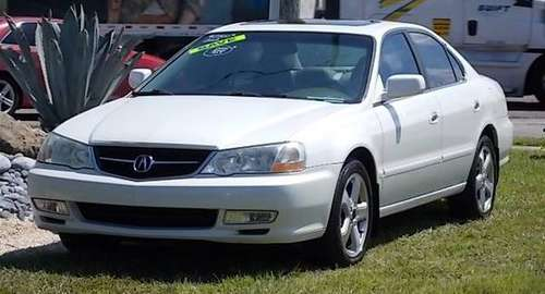 * 2002 Acura 3.2TL Type S * Sunroof * Leather * for sale in Palm Harbor, FL