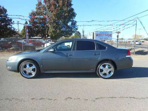 REDUCED!! 2010 CHEVY IMPALA WITH NEW TIRES AND LOW MILES for sale in Anderson, CA