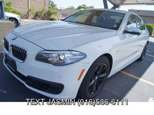 2014 BMW 5 Series 528i 50K MILES LOADED WARRANTY FINANCING AVAILABLE for sale in Carmichael, CA