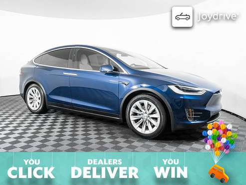 2017-Tesla-Model X-7-All Wheel Drive for sale in PUYALLUP, WA